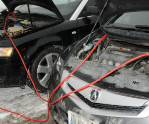Safely Jump Start a Dead Battery