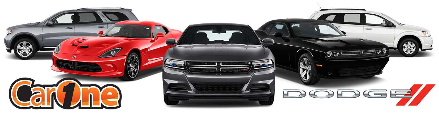 Buy Your Used Dodge Vehicle at CarOne Kingston