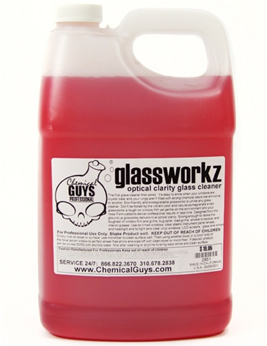 Glassworkz Glass Cleaner