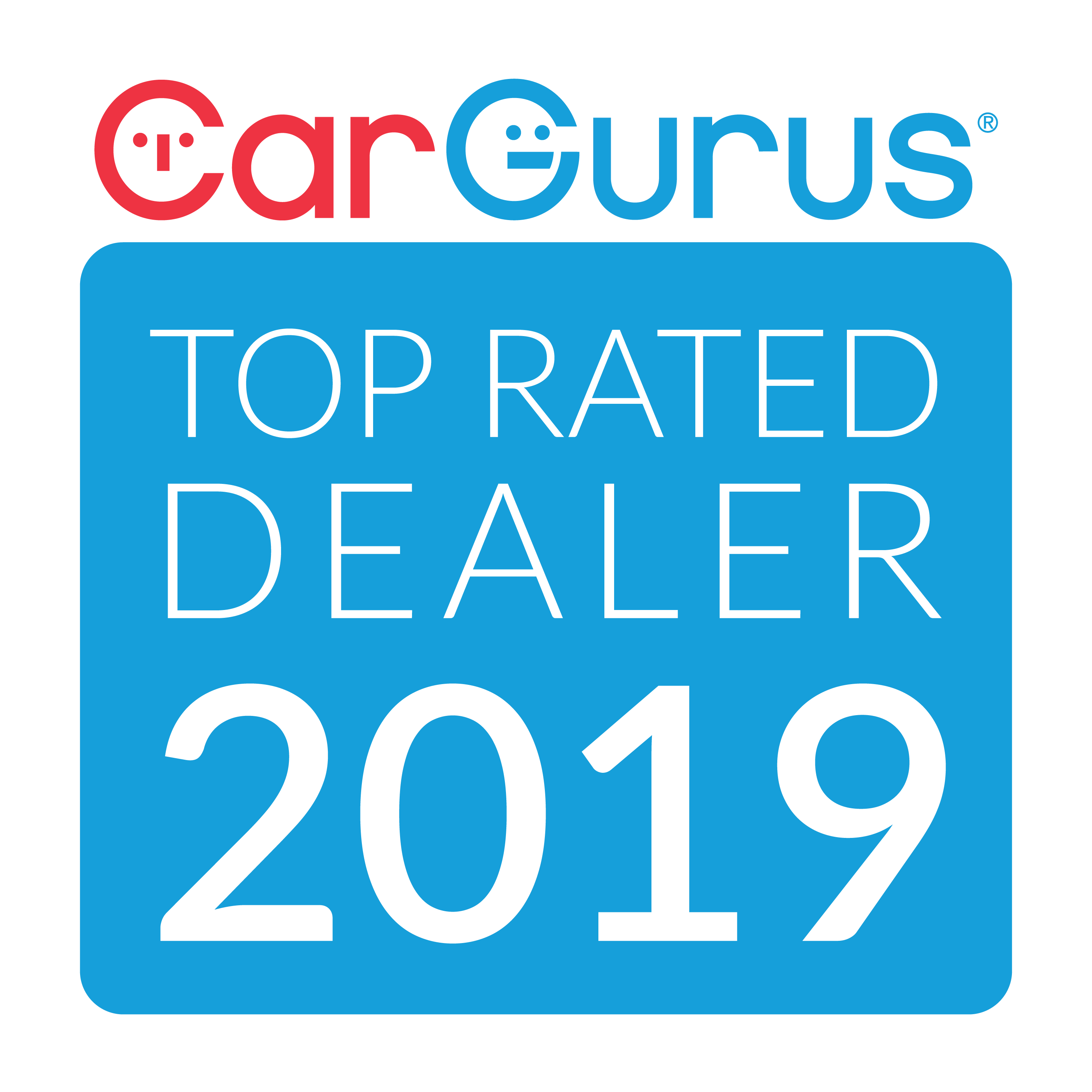 Car Guru Top Rated Dealer 2019